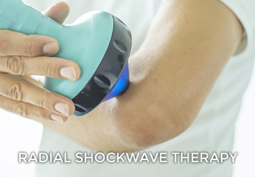 Radial Shockwave Therapy